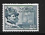 NORWAY, 288, USED, HAAKON VII