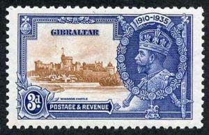 Gibraltar SG115b 3d Variety Short Extra Flagstaff U/M