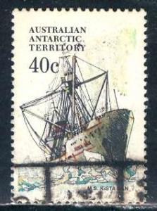Australian Antartic Terr.; 1974: Sc. # L48: O/Used Single Stamp