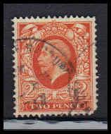 Great Britain Used Very Fine ZA4724