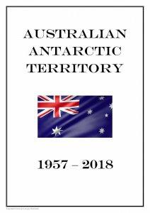 Australian Antarctic Territory 1957-2018 PDF (DIGITAL) STAMP ALBUM PAGES