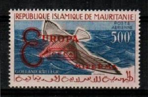 Mauritania Scott C16a - Type I (Catalog Value $35.00)