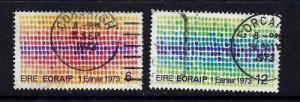 Ireland 327-28 Used 1973 set