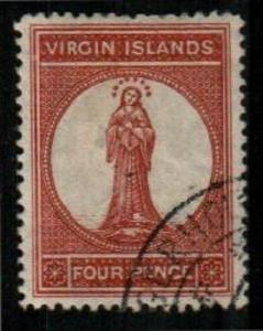 Virgin Islands Scott 16 Used (Catalog Value $70.00)