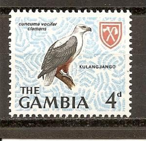 Gambia 220 MNH