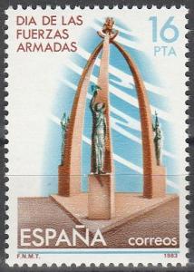 Spain #2333 MNH VF (V3172)