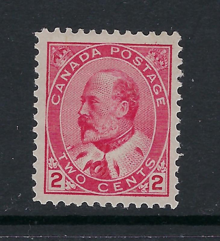 Canada 90 MH 1903 issue
