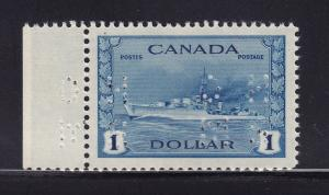 Canada Scott # O262 XF OG never hinged nice color cv $ 250 ! see pic !