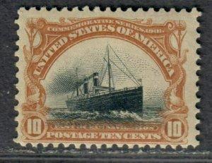 $US Sc#299 M/H/F, Cv. $115