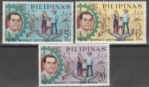Philippine Islands #893-5  MNH   (K1221)