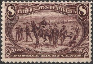 U.S. 289 F+VF MH (10718)
