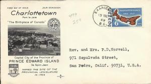 Canada 1969 Scott# 499 FDC