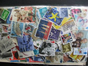 Great Britain colossal mixture(duplicates, mixed cond) 1000 38%comems,62%defins