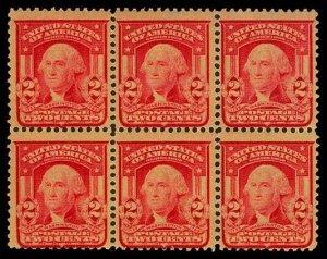 U.S. 1902-03 ISSUE 319i  Mint (ID # 62396)