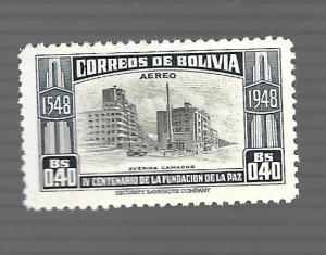 Bolivia 1951 - M - Scott #C142 *