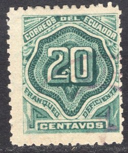 ECUADOR SCOTT J5