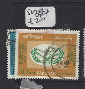 PAKISTAN  (P3001B)  SG 222-3   VFU
