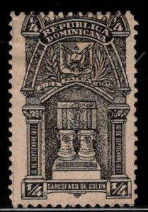 Dominican Republic Scott 109 MH* stamp