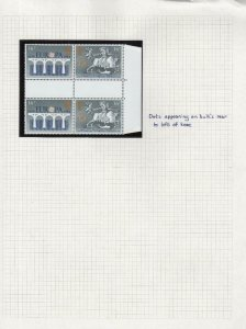 SPECIALISED COLLECTION OF UNMOUNTED MINT DECIMAL COMMEMORATIVE VARIETIES