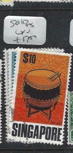 SINGAPORE  (P1404BB)   SG 113-5   VFU