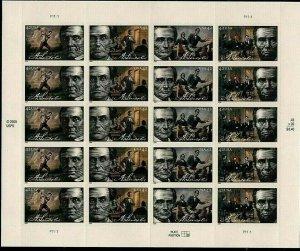 Scott 4380-83 Abraham Lincoln Mint Sheet of Twenty 42 Cent Postage Stamps