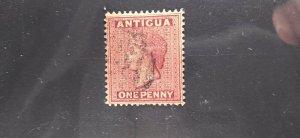 Antigua #2 used wmk 5 e21.4 13160