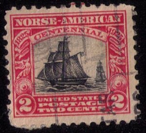 US Sc 620 Used Norse American F-VF
