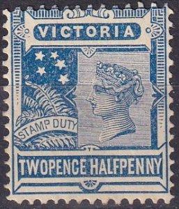 Victoria #183 F-VF  Unused CV $15.00 (Z9584)
