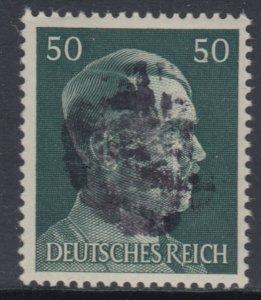 Germany Soviet Zone SBZ - LOCAL DEHLES 50Pf HITLER head - Expertized Valicek