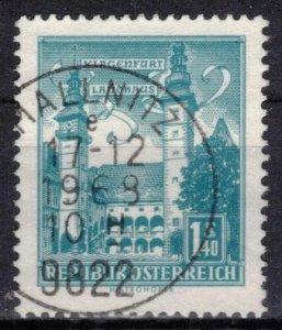Austria - Scott 622A