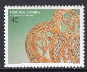 Madeira 179 MNH VF