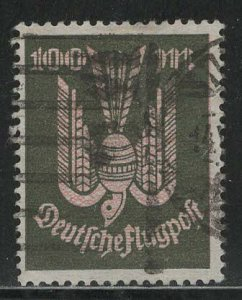 Germany Reich Scott # C14, used, exp h/s