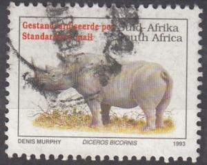 South Africa, Scott # 856, Used, 1999