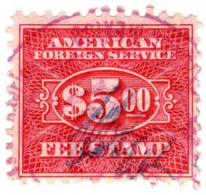 (I.B) US Revenue : Foreign Service $5.00