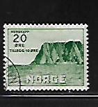 NORWAY, B54, USED, NORTH CAPE