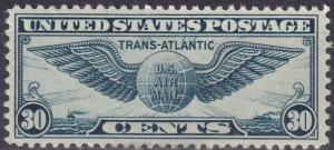 US #C24 F-VF Unused  CV $11.00  (A19298)