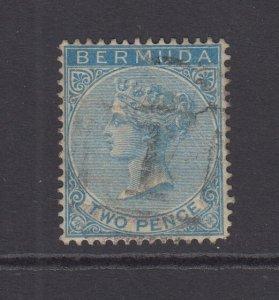 Bermuda, Scott 20 (SG 25), used