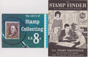 7 Different Stamp Collecting Pamphlets