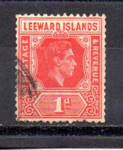 Leeward Islands 105b used