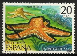 Spain 1979 Scott# 2161 Used