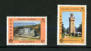Guernsey 3161-162 MNH BIN $0.50 EUROPA