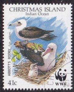 Christmas Island #273 Mint