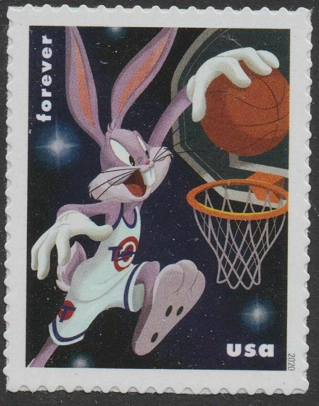 US Stamps Scott #5494-5503 5503a Sheet of 20 - Mint NH Bugs Bunny - sealed