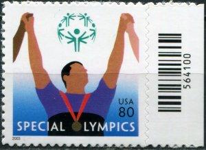 United States 2003. Special Olympics, Dublin (MNH OG) Stamp