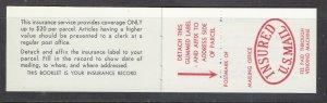 U.S. Q15 1981 Parcel Pose Insurance (ap7276)
