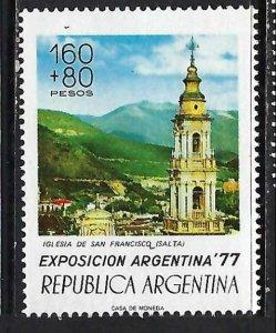 ARGENTINA B73 MOG Z789