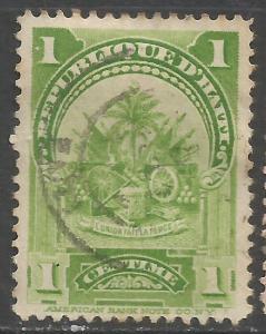HAITI 53 VFU Z6537-5