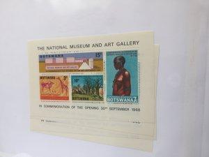 Souvenir Sheet Botswana #46a