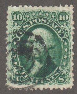 USA Used #68a C$85.00