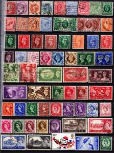 Great Britain (UK) Collection Queen Victoria - QE II
